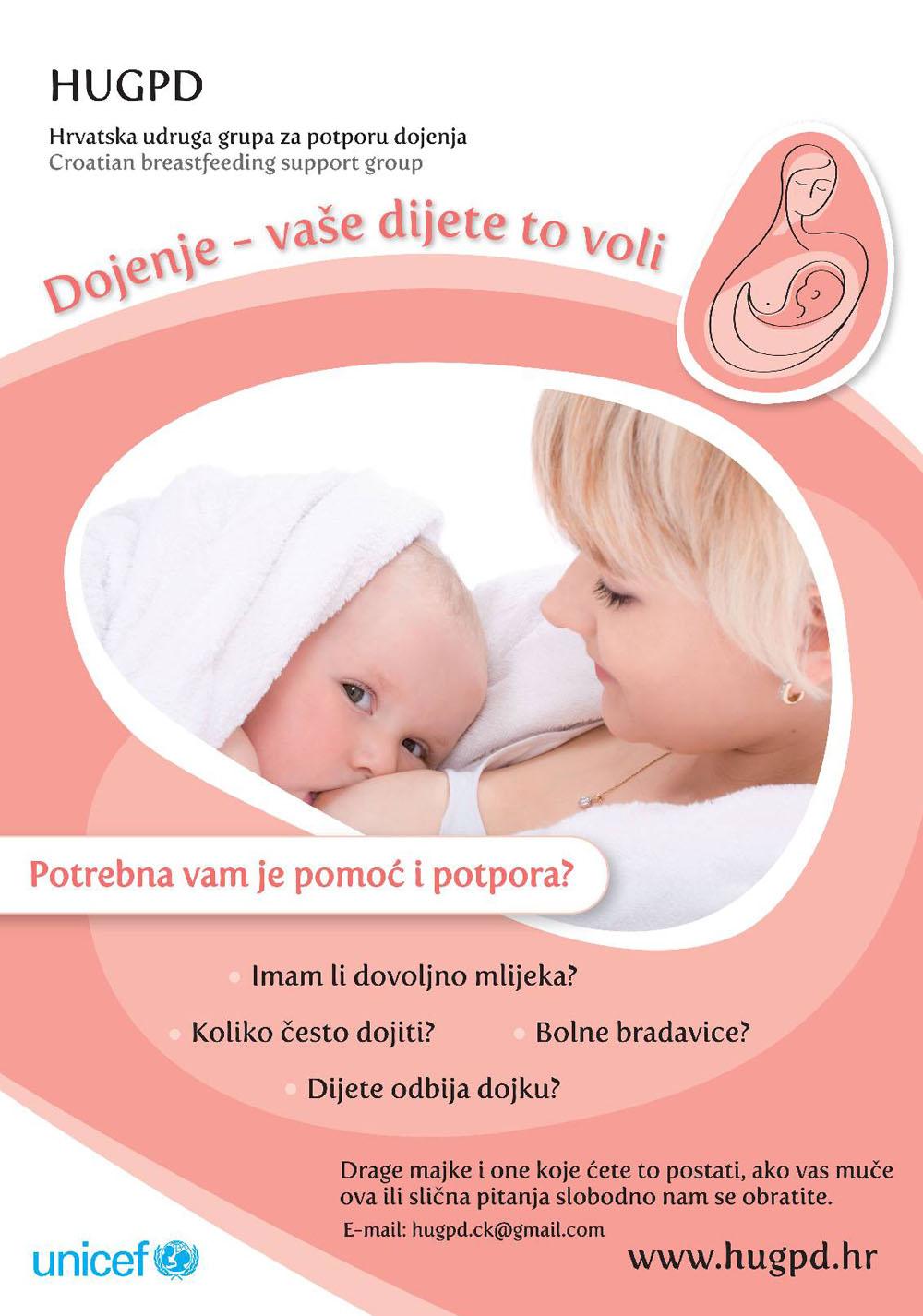 Hrvatska udruga grupa za potporu dojenja