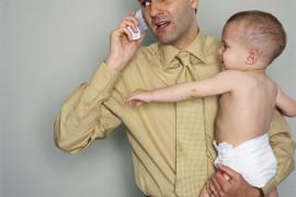 Očevi i dojenje – gdje dobiti informacije?!