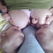 Priča majke o dojenju blizanaca – iskustvo, savjeti i podrška