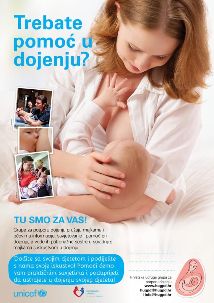 Plakat_Trebate pomoć u dojenju