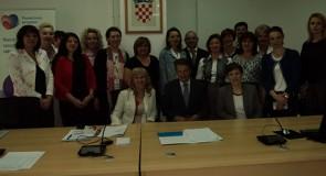 Osnivanje koordinacijskih timova za promicanje dojenja u Županijama RH
