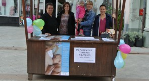 Obilježavanje Nacionalnog tjedna dojenja u Vinkovcima i Andrijaševcima