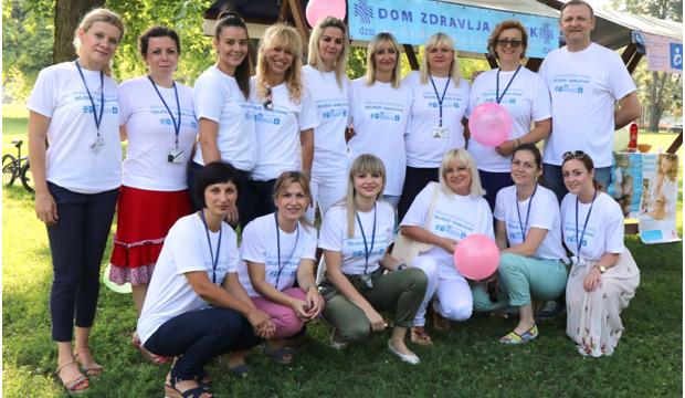 Zaštita i promicanje dojenja u Osječko-baranjskoj županiji