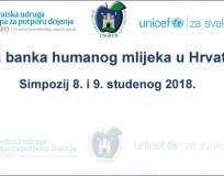 Stručna edukacija za zdravstvene djelatnike – Prva banka humanog mlijeka u Hrvatskoj