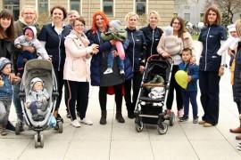 Rad grupa za potporu dojenju u Slavonskom Brodu
