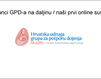 Sastanci GPD-a na daljinu / naši prvi online susreti!