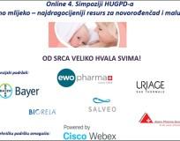 Hvala svima na podršci i sudjelovanju – Online 4. Simpoziji HUGPD-a