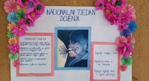 Promocija dojenja u Medicinskoj školi Karlovac